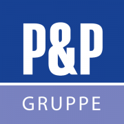 Logo P&P Gruppe GmbH