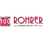 Logo Rohrer Immobilien GmbH