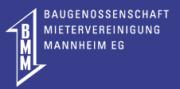 Logo Baugenossenschaft Mietervereinigung Mannheim eG,