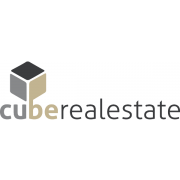 Logo Cube Real Estate GmbH