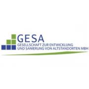 Logo GESA Gesellschaft zur Entwicklung und Sanierung von Altstandorten mbH