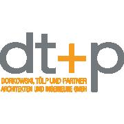 Logo dt+p Architekten und Ing. GmbH