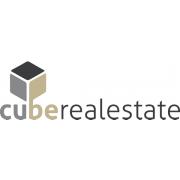 Logo cube real estate GmbH