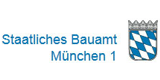 Logo Staatliches Bauamt München 1