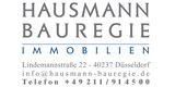 Logo Hausmann Bauregie und Beratung GmbH