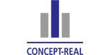 Logo Concept-Real Baubetreuungs GmbH