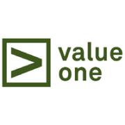 Logo Value One Holding AG