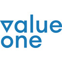 Logo value one immobilien management GmbH